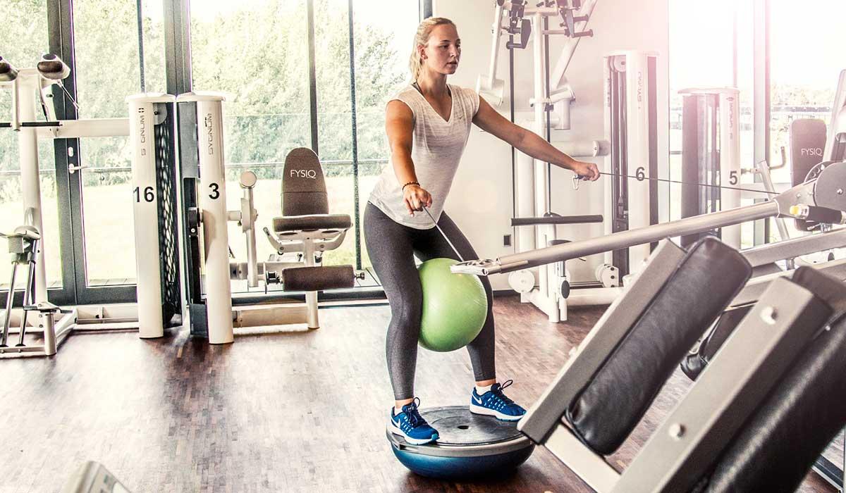 Emily Pedersen - Golf Fitness